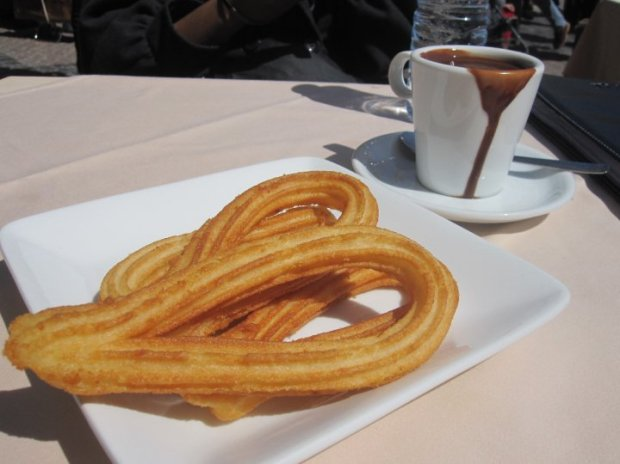 Churros con Chocolate | Marissa's Teachable Moments