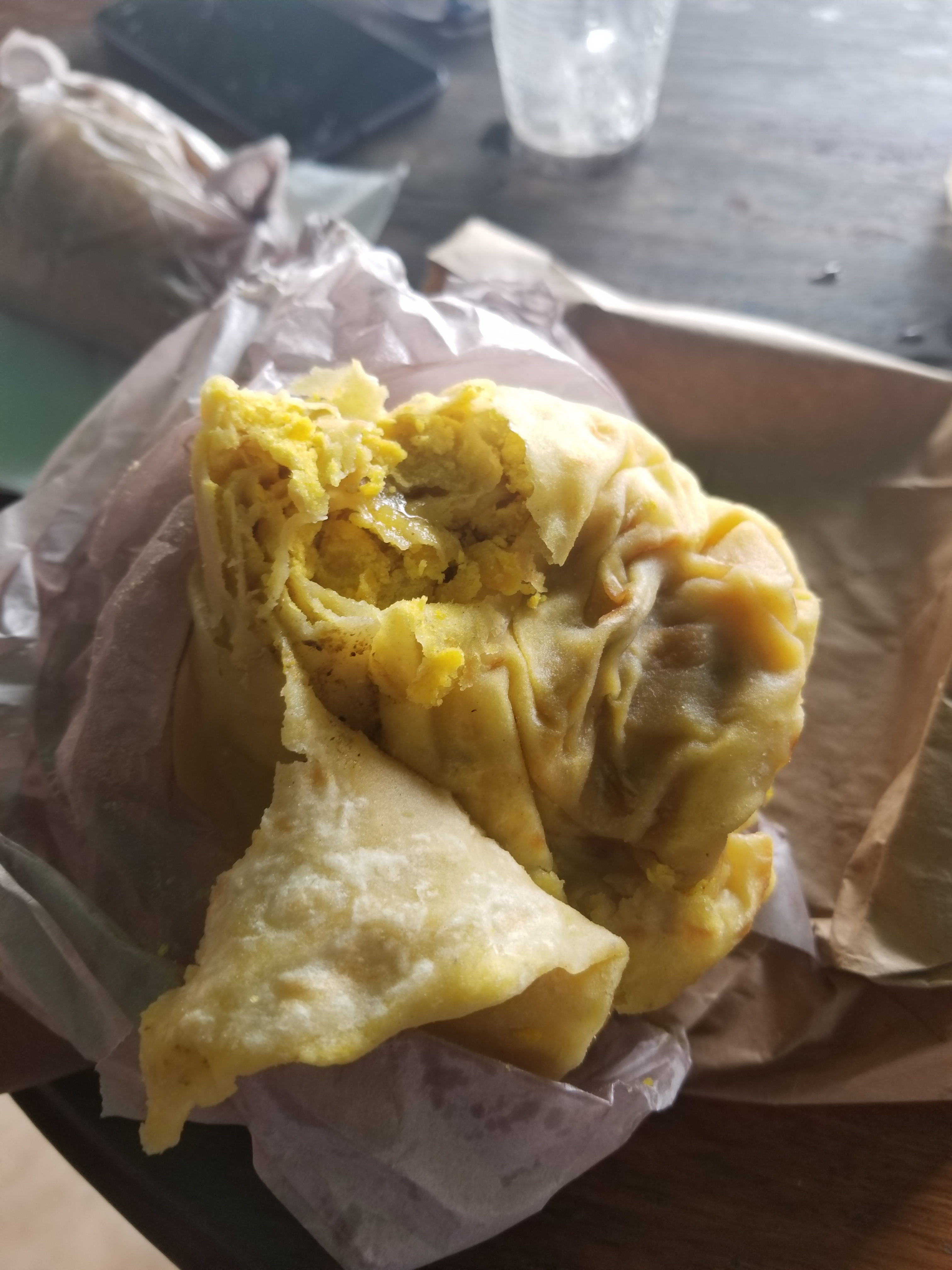 Trinidad Carnival Roti Port of Spain Tobago Marissa Teachable moments