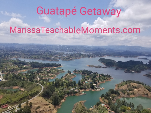 A quick recap of a day trip to Guatapé, Colombia.