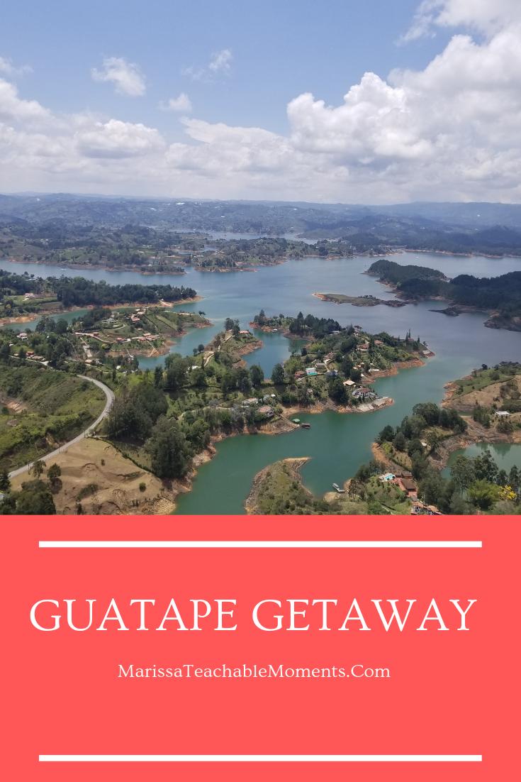 GUATAPE GETAWAY